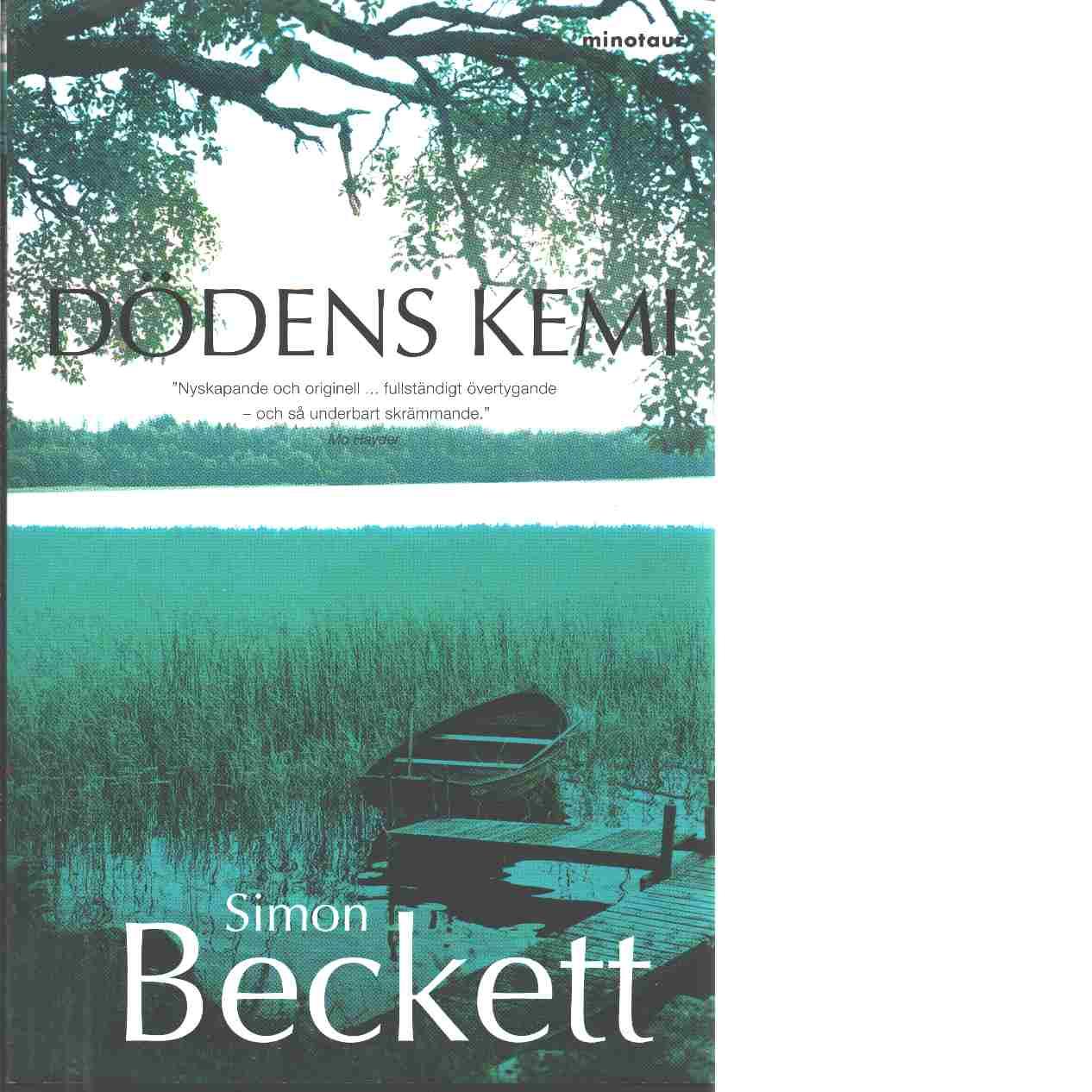 Dödens kemi - Beckett, Simon