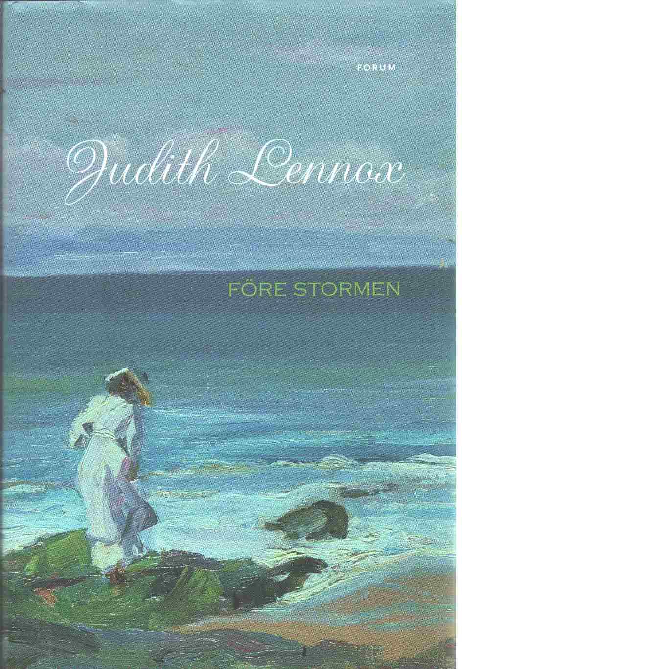 Före stormen - Lennox, Judith