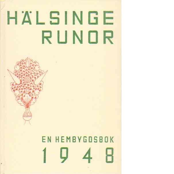 Hälsingerunor 1948 - Red.