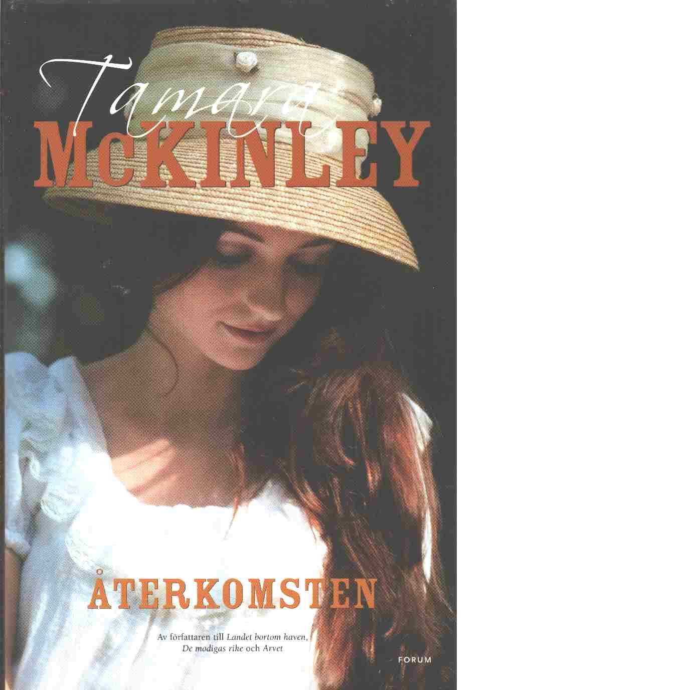 Återkomsten - McKinley, Tamara