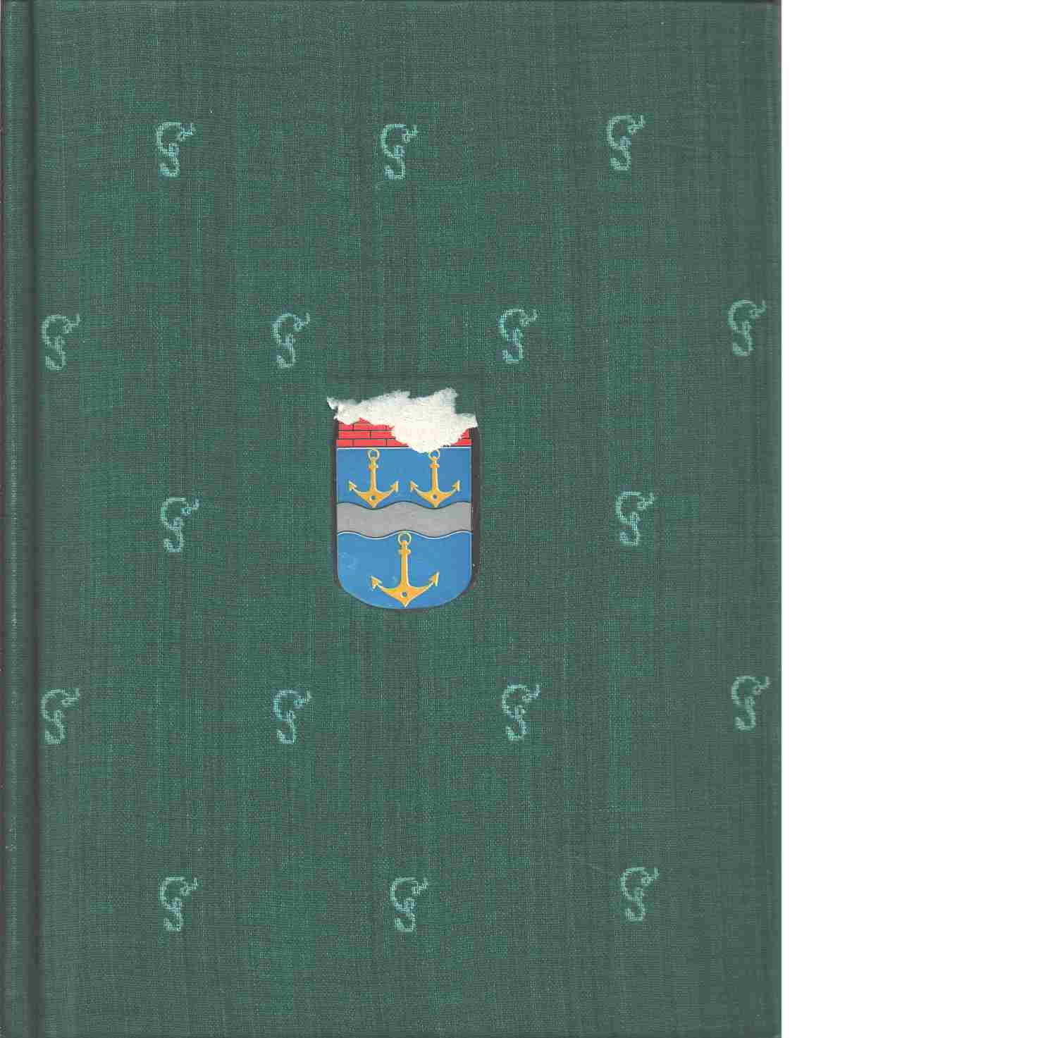 Ur Gävle stads historia / utg. till femhundraårsjubileet - Humbla, Philibert  och Norling, Nils