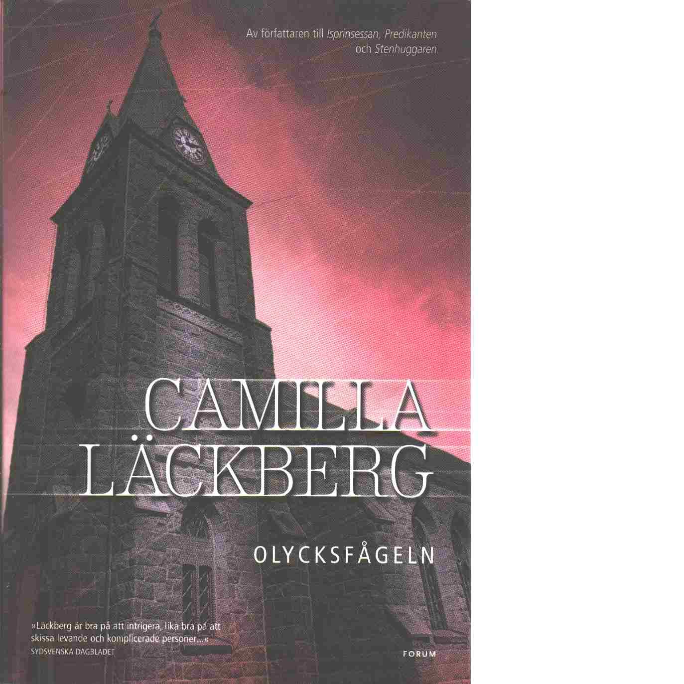 Olycksfågeln - Läckberg, Camilla