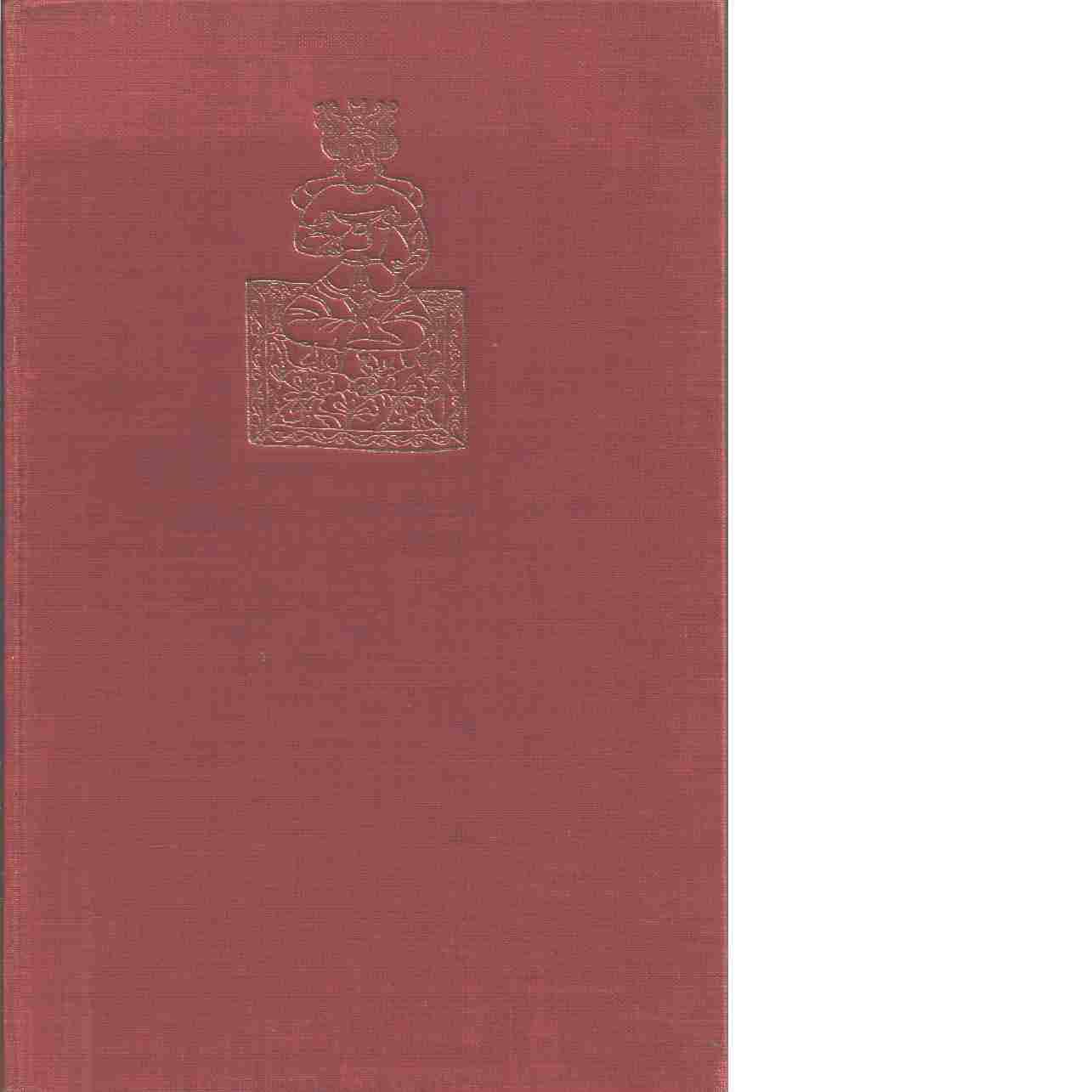 Orientens mattor och deras vård : handbok - Sterner, Maj