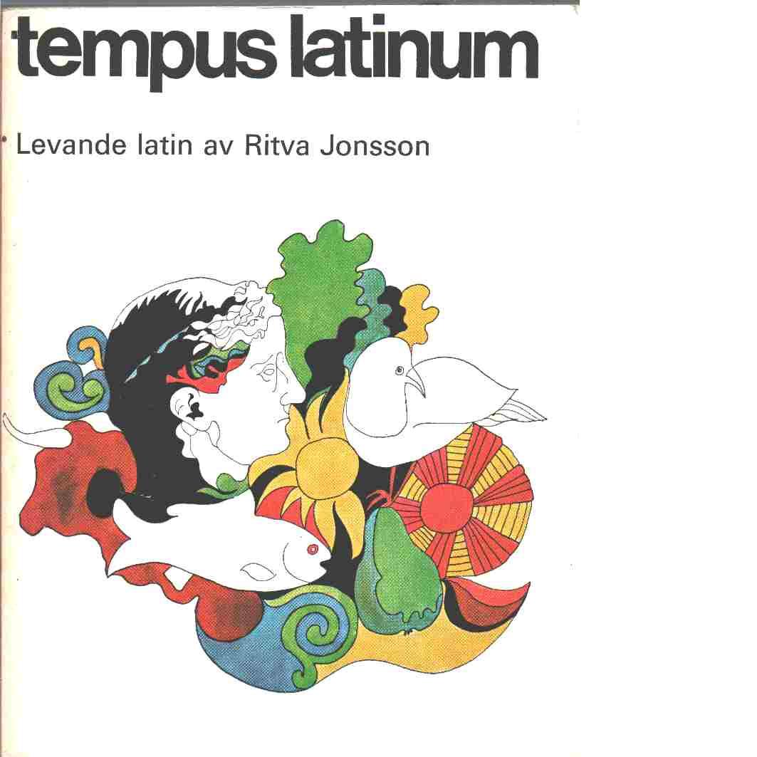 Tempus latinum : Levande latin - Jacobsson, Ritva Maria