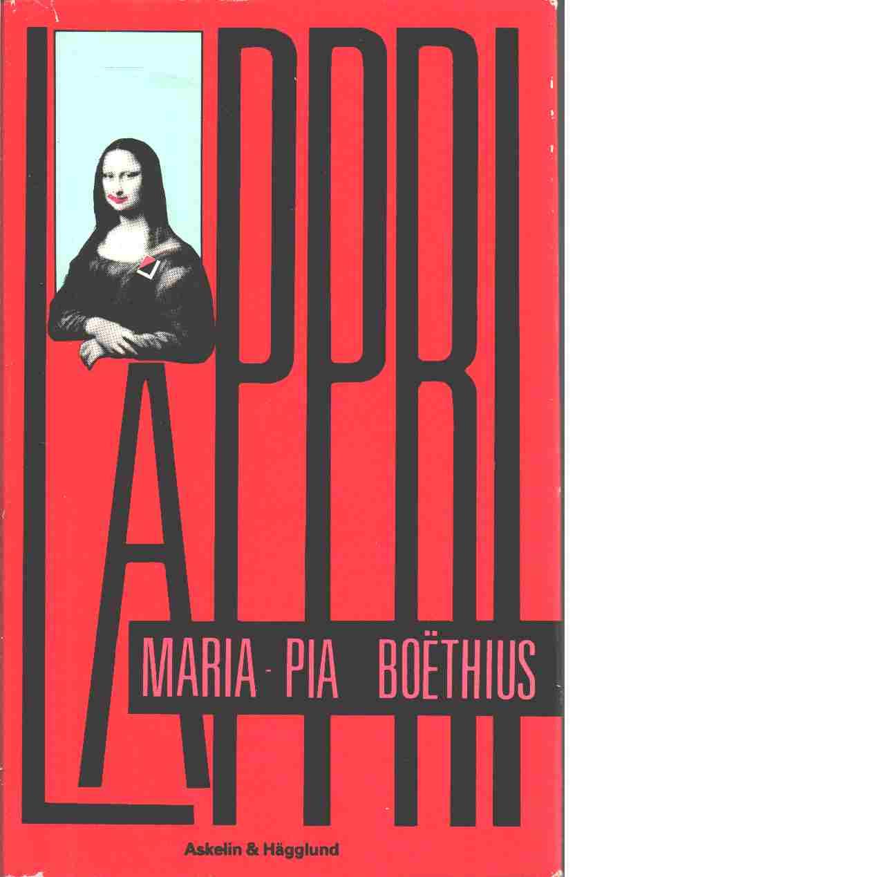 Lappri : från nätstrumpor till anarkofeminism - Boëthius, Maria-Pia