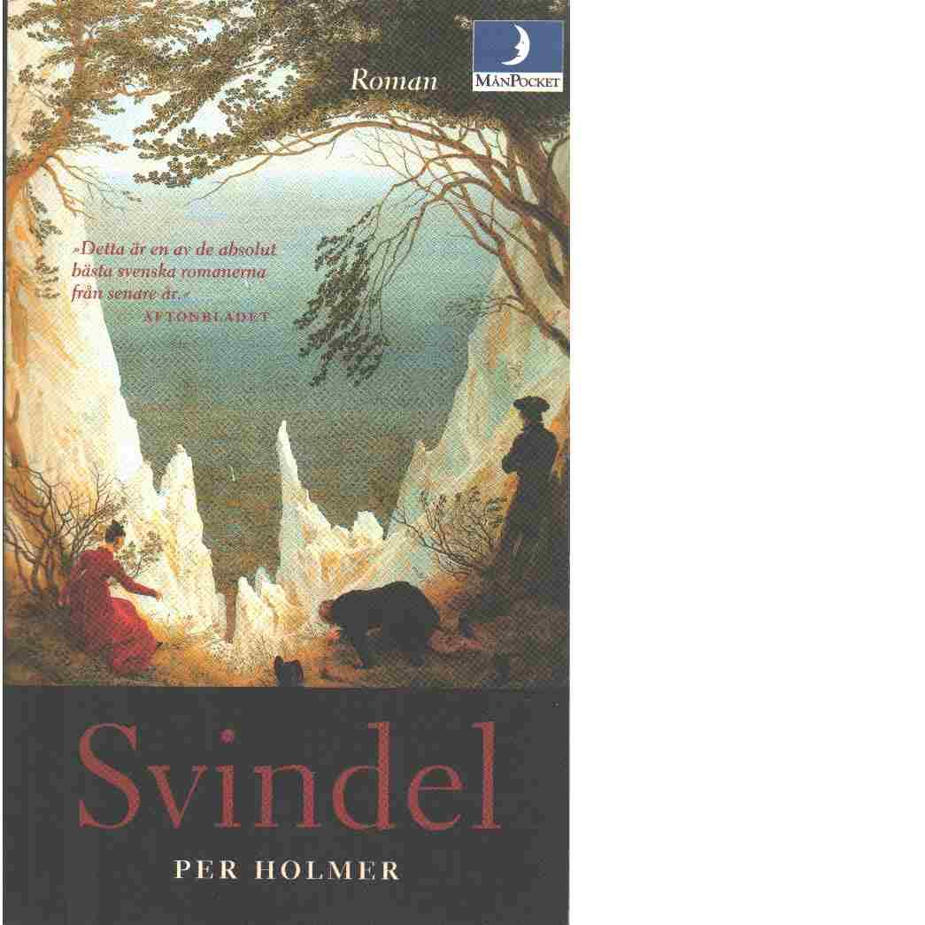 Svindel - Holmer, Per