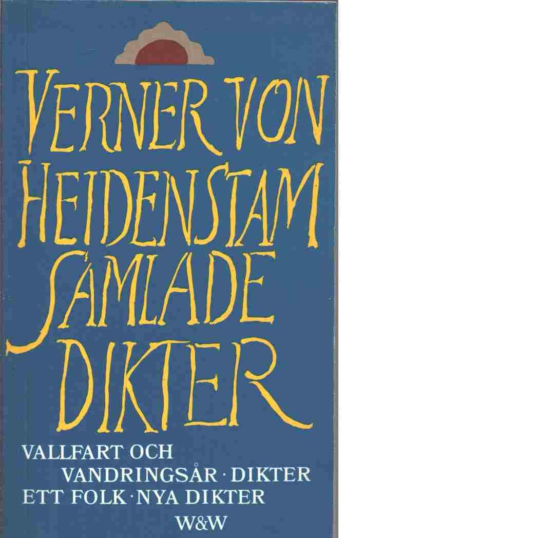 Dikter - Heidenstam, von  Verner