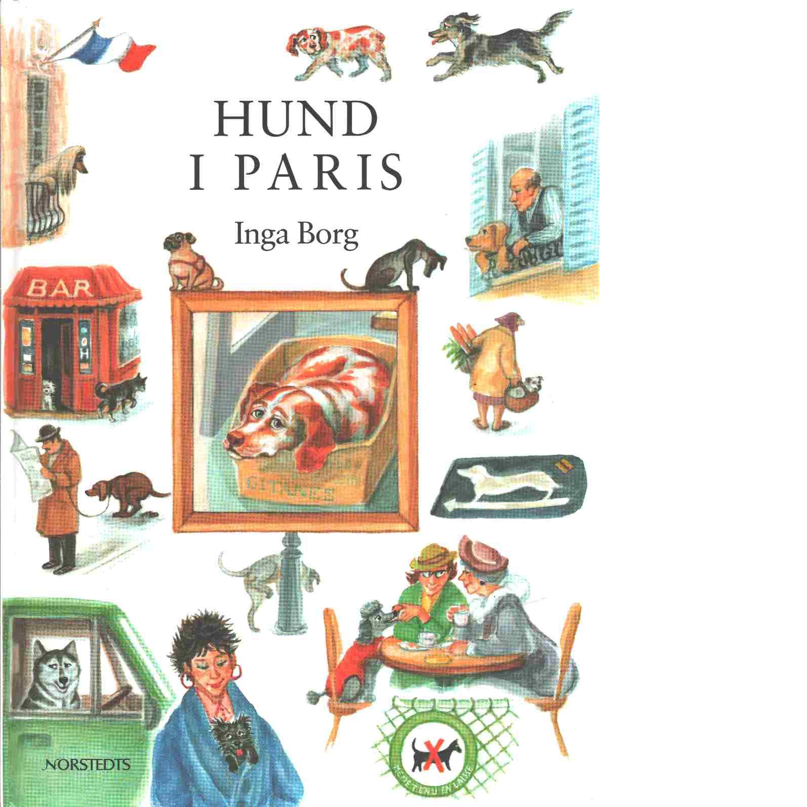 Hund i Paris - Borg, Inga
