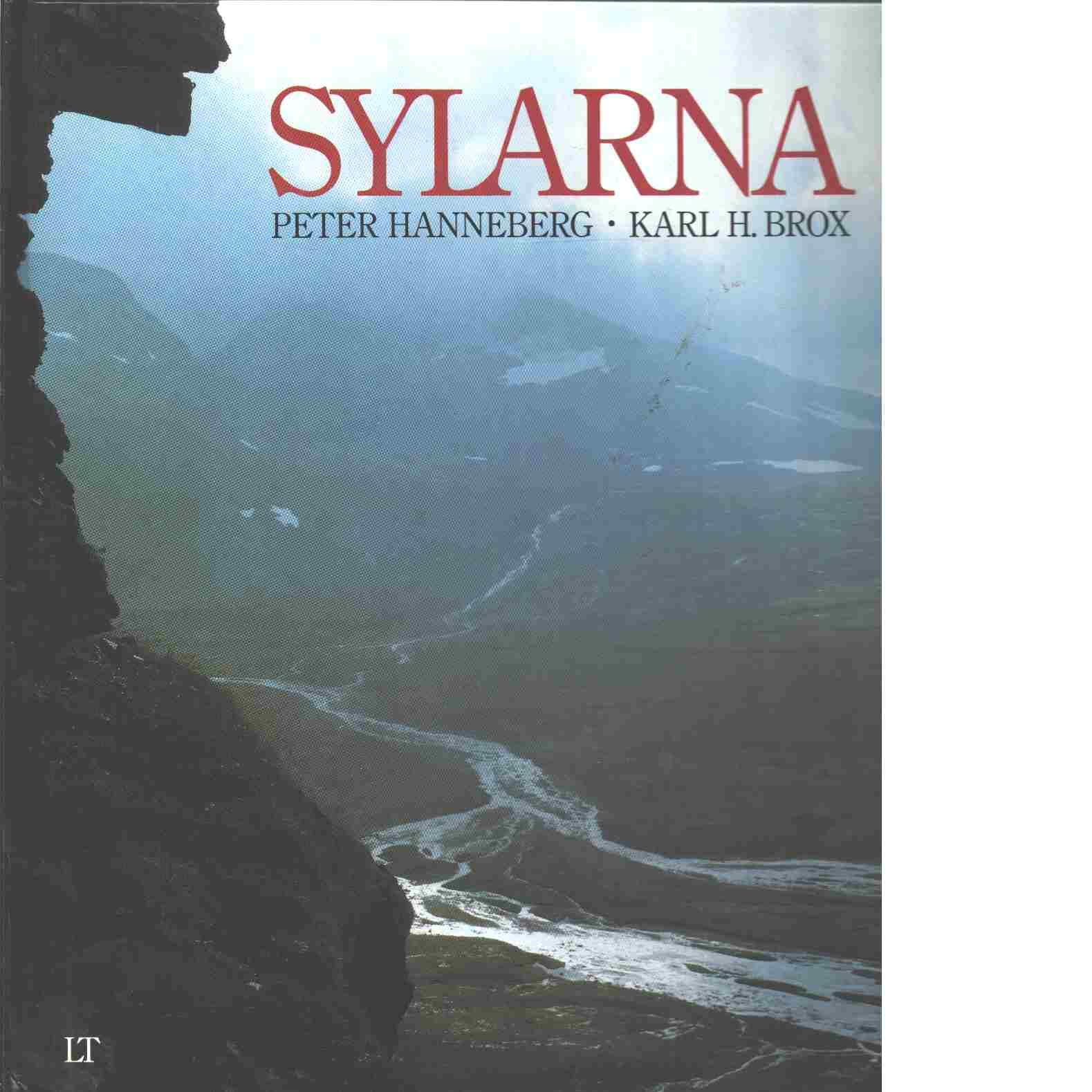 Sylarna : svensk-norskt fjällområde - Hanneberg, Peter och Brox, Karl H.