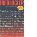 Ideologier - Ljunggren, Stig-Björn