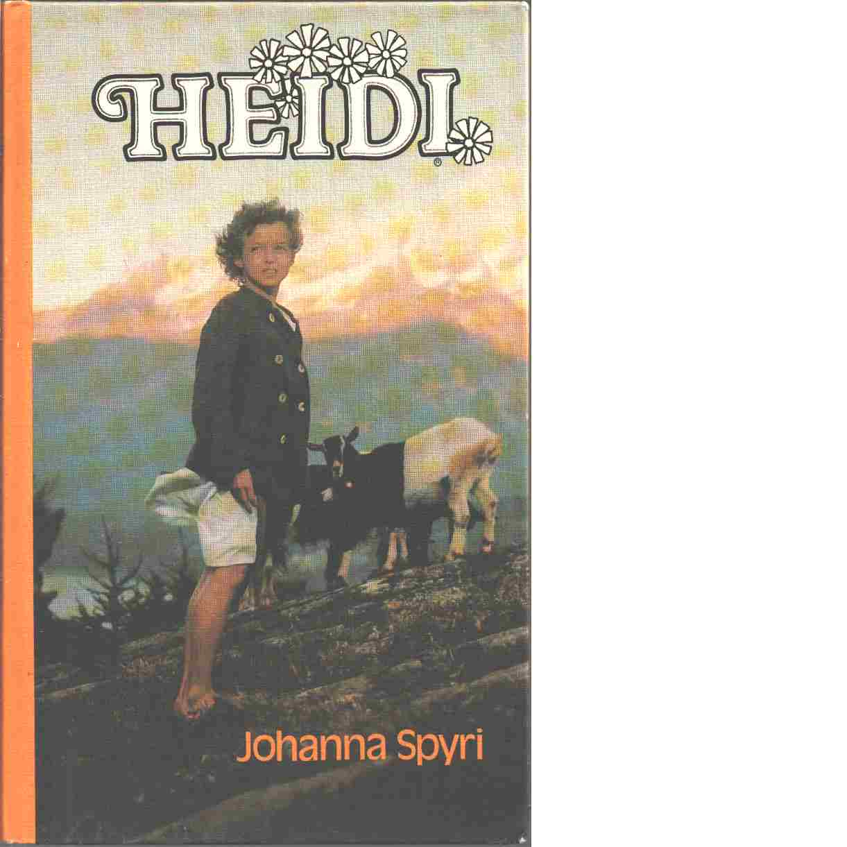 Heidi - Spyri, Johanna