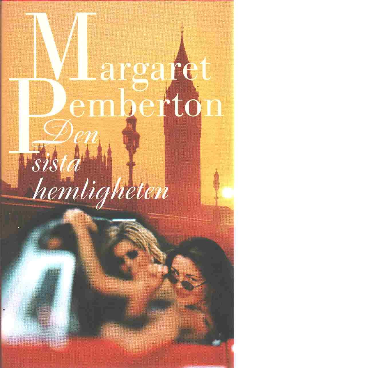 Den sista hemligheten - Pemberton, Margaret