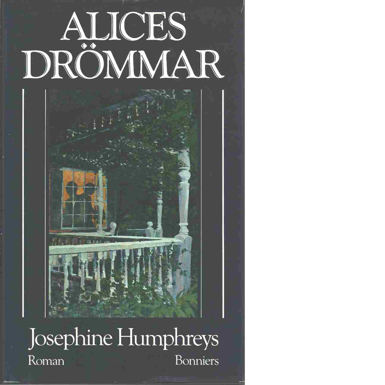Alices drömmar - Humphreys, Josephine