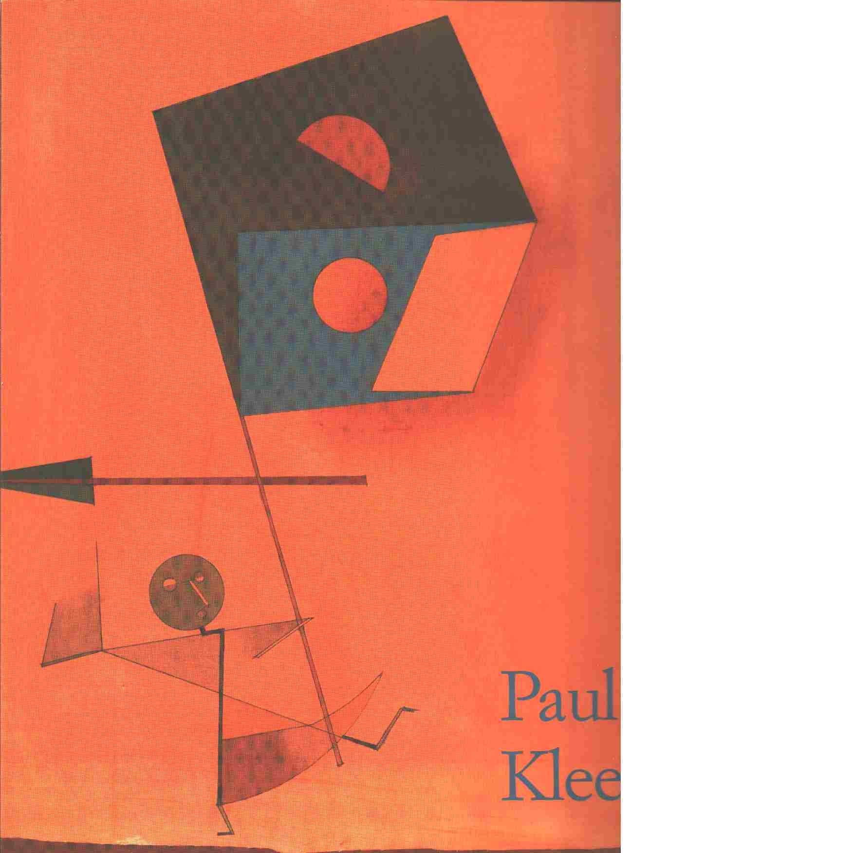 Paul Klee - Partsch, Susanna