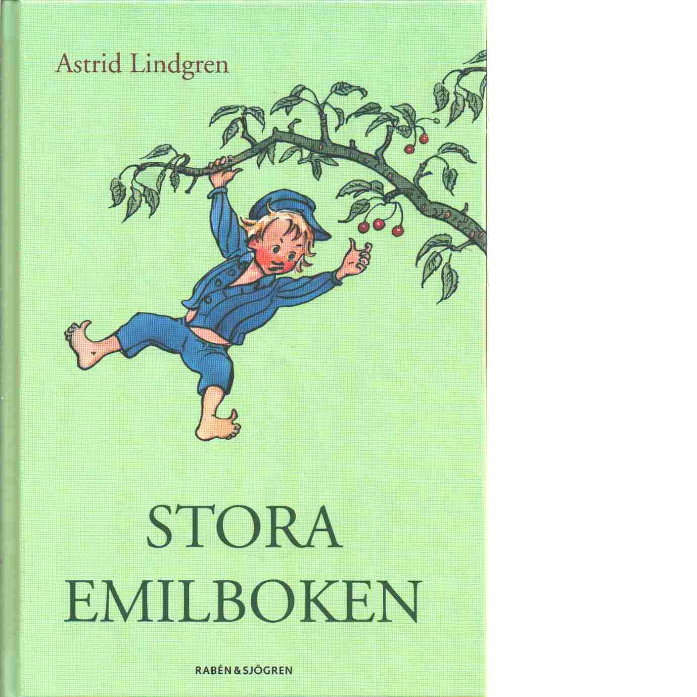 Stora Emil-boken - Lindgren, Astrid