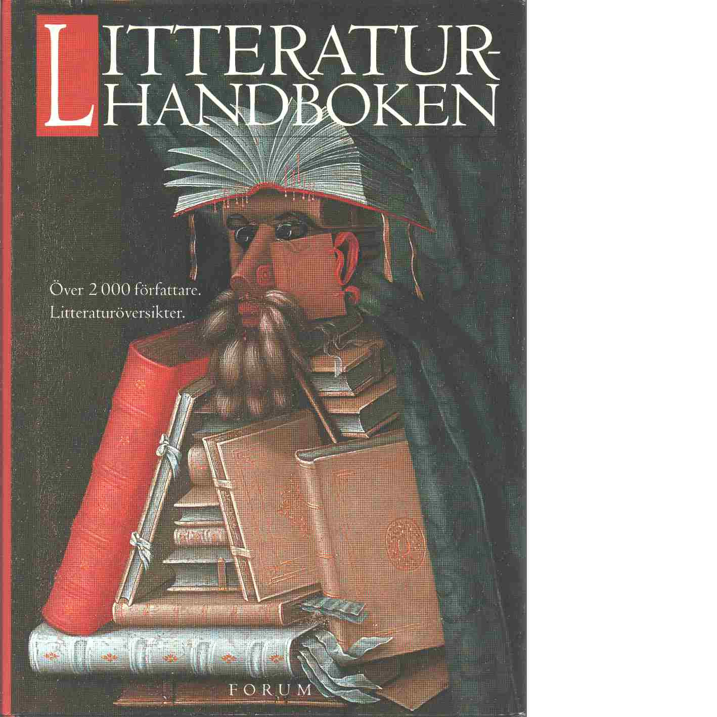 Litteraturhandboken - Linnell, Björn
