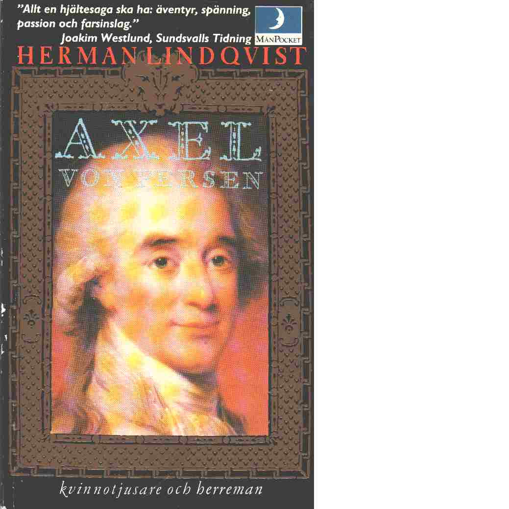 Axel von Fersen : [kvinnotjusare och herreman] - Lindqvist, Herman