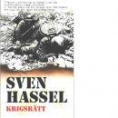 Krigsrätt - Hassel, Sven