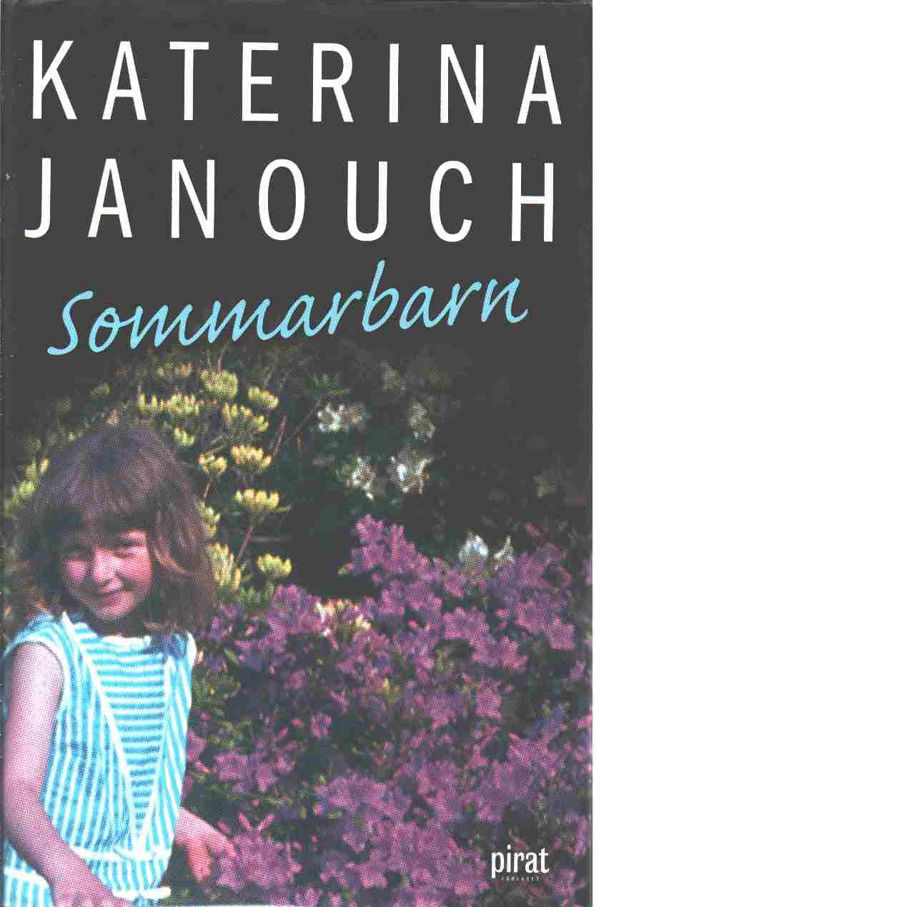 Sommarbarn - Janouch, Katerina
