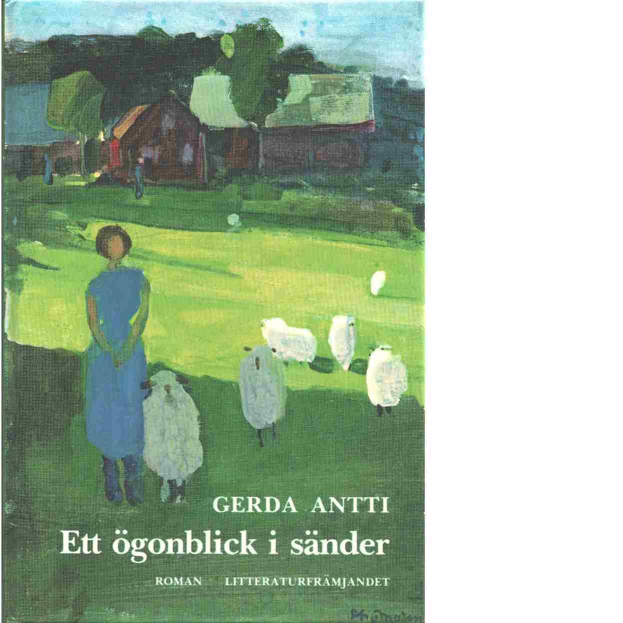 Ett ögonblick i sänder - Antti, Gerda