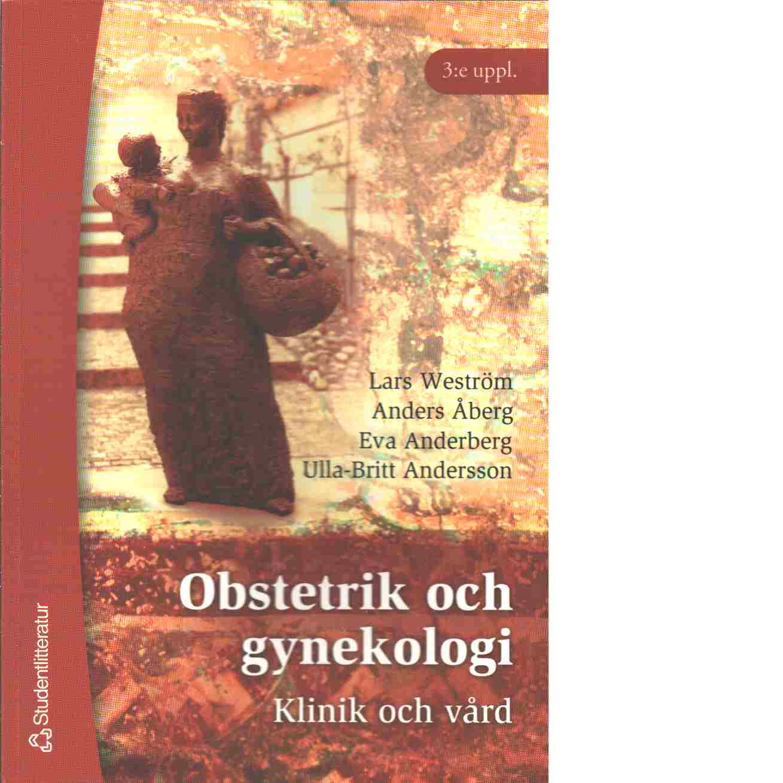 obstetrik och gynekologi