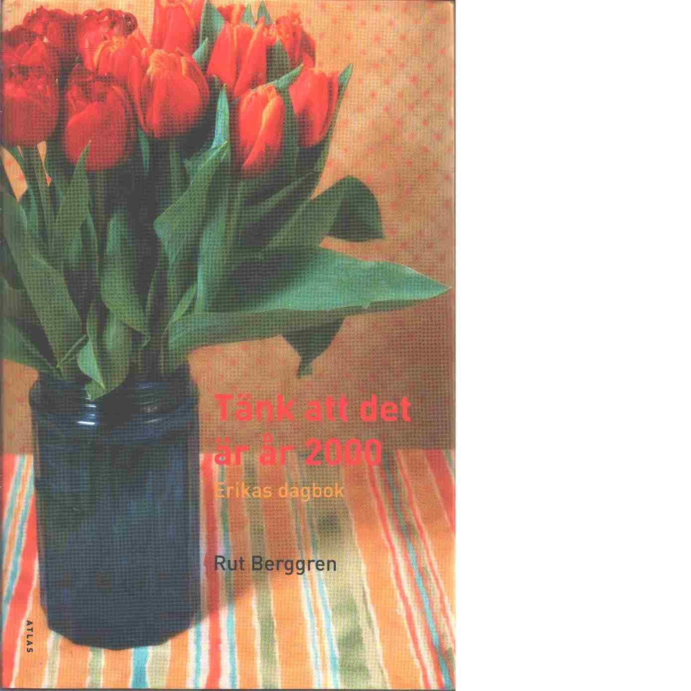 Tänk att det är år 2000 : Erikas dagbok - Berggren, Rut