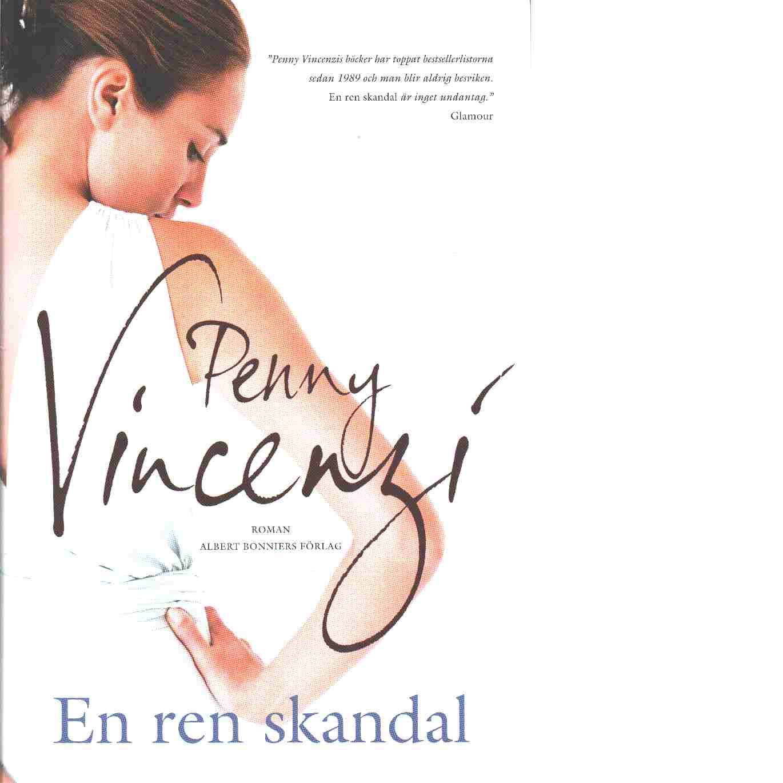 En ren skandal - Vincenzi, Penny