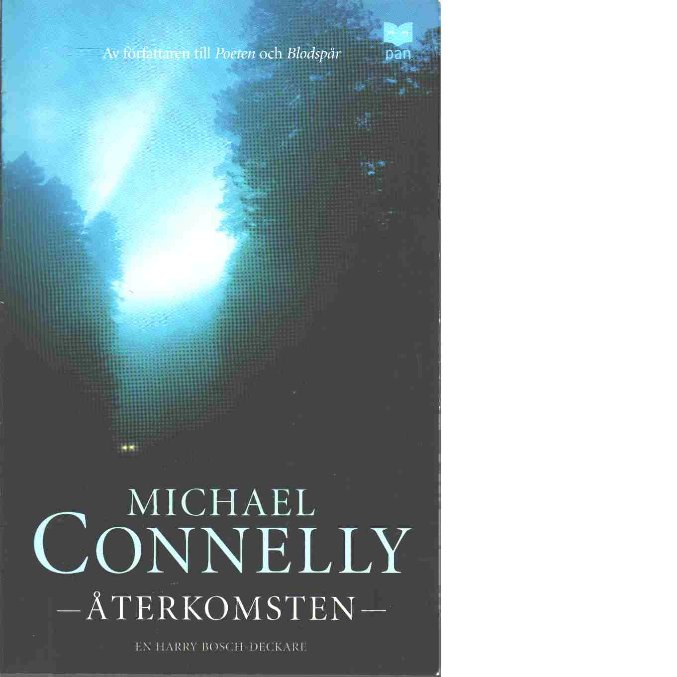 Återkomsten - Connelly, Michael