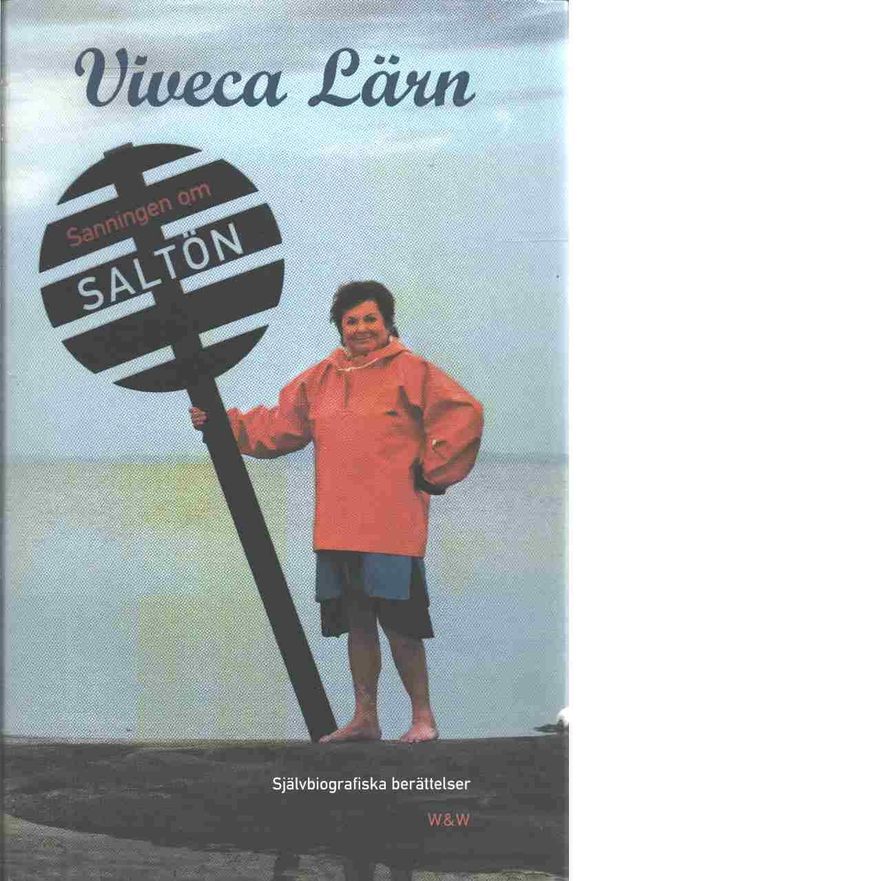 Sanningen om Saltön - Lärn, Viveca