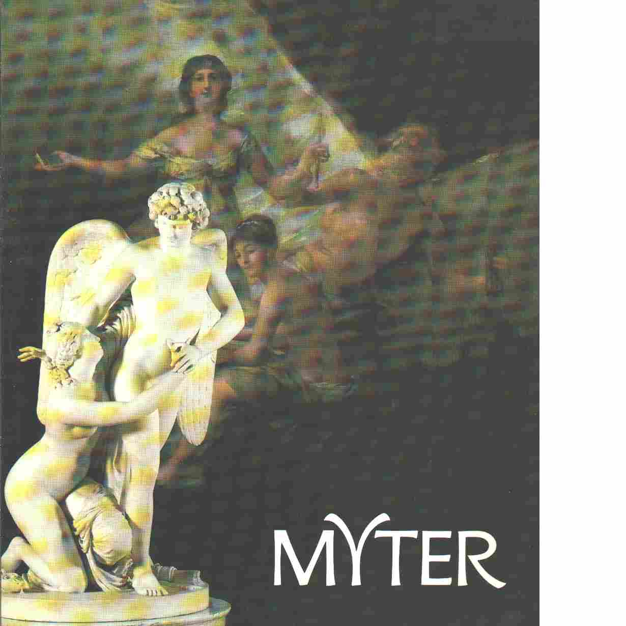 Myter - Holten,von,  Ragnar