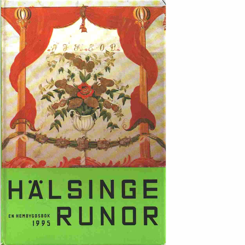 Hälsingerunor 1995 - Red.