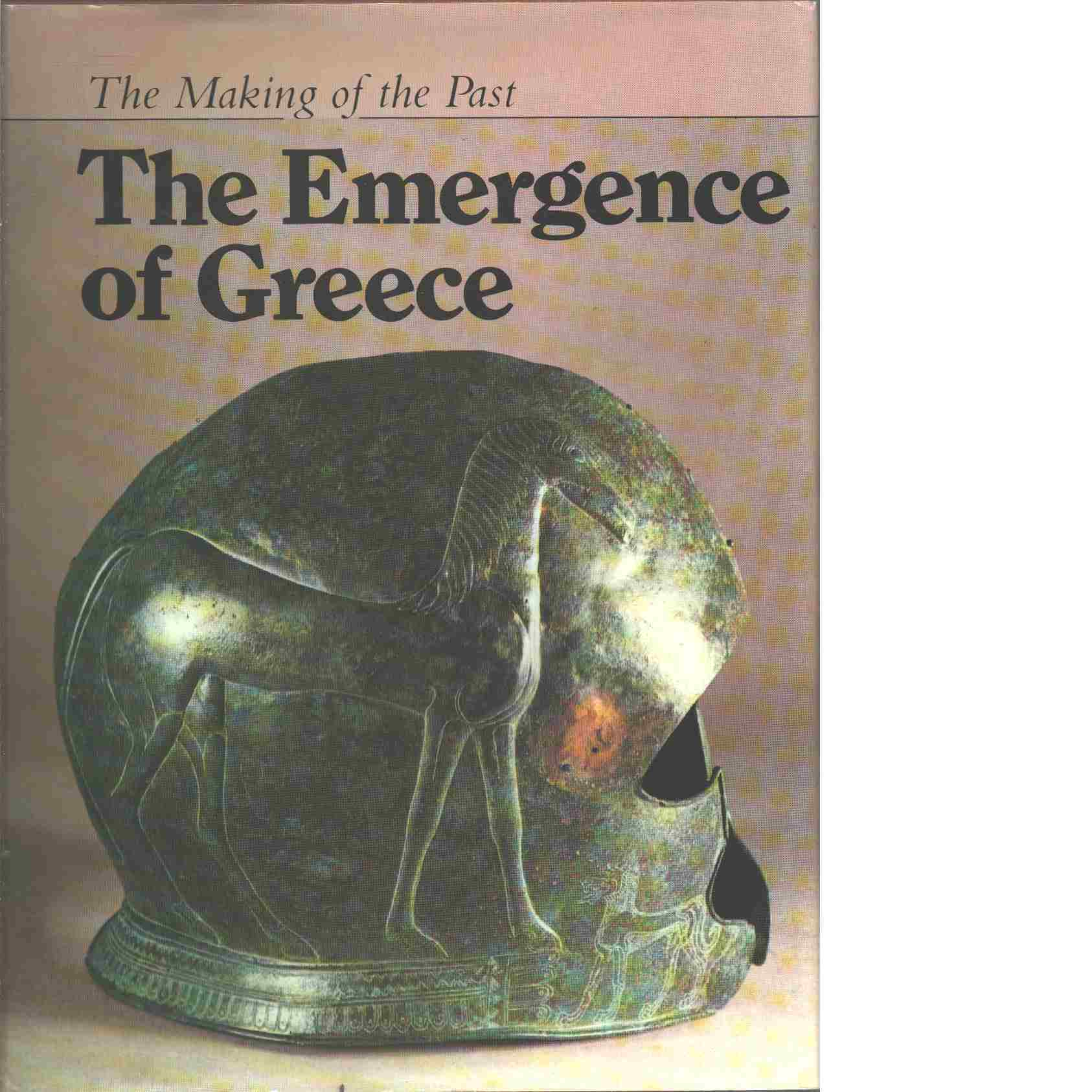 The emergence of Greece - Johnston, Alan
