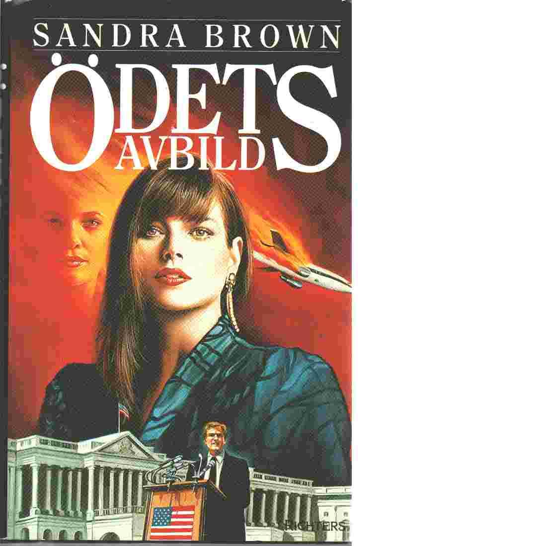 Ödets avbild - Brown, Sandra