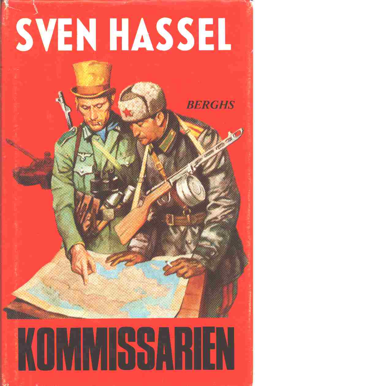 Kommissarien - Hassel, Sven