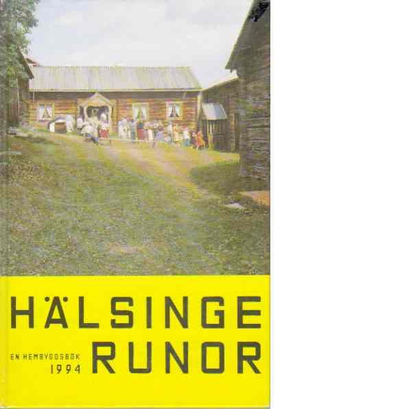 Hälsingerunor 1994 - Red.