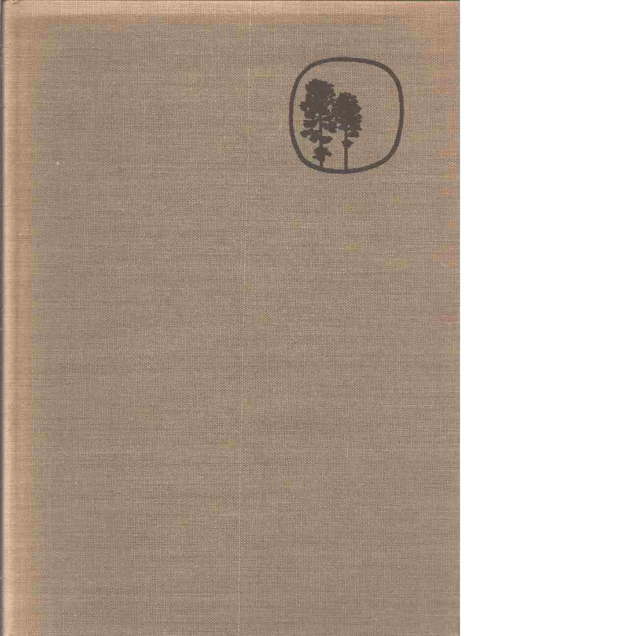 Äventyr med örn och björn och andra djur - Fries, Carl