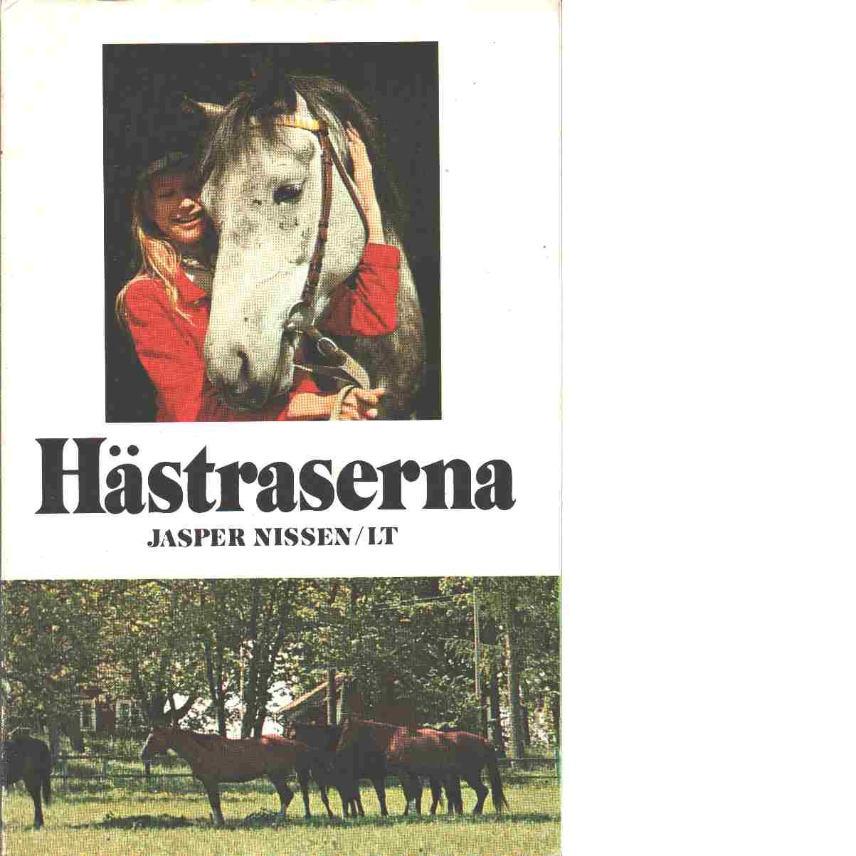 Hästraserna - Nissen, Jasper