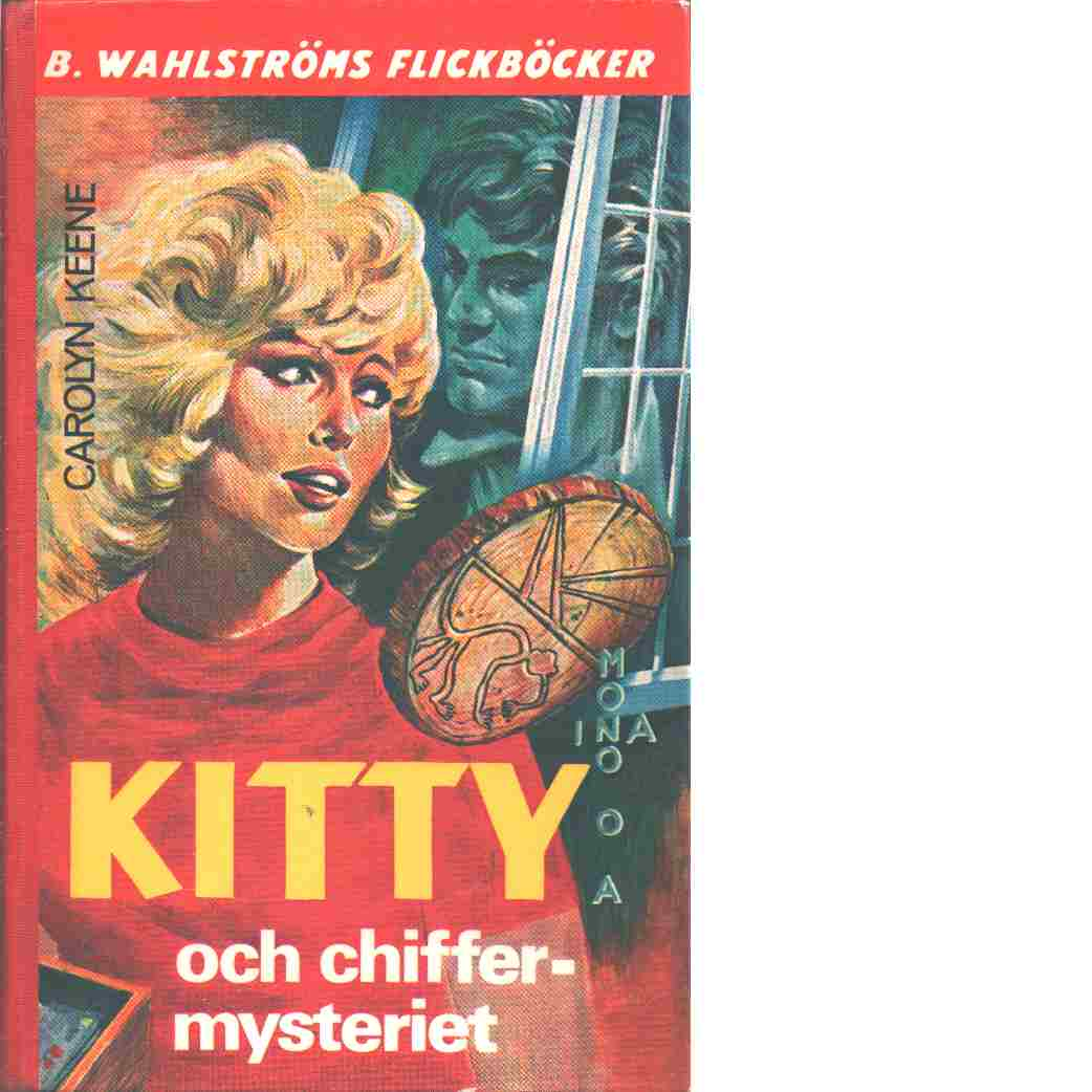 Kitty och chiffermysteriet - Keene, Carolyn