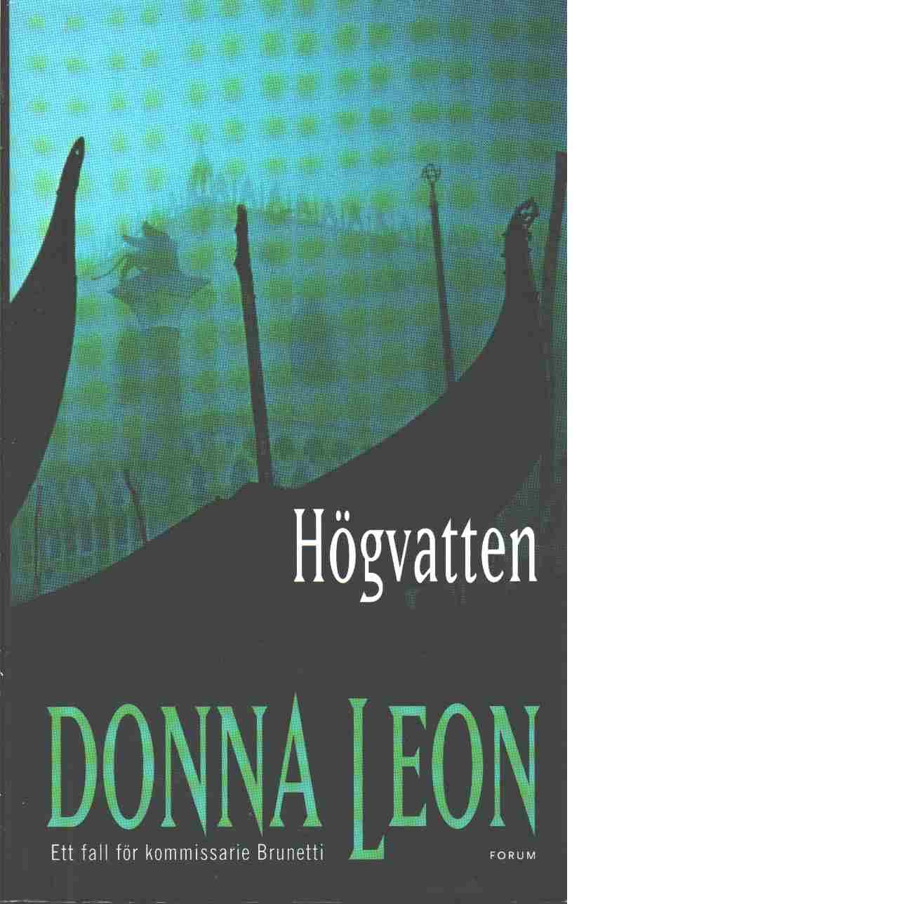 Högvatten - Leon, Donna