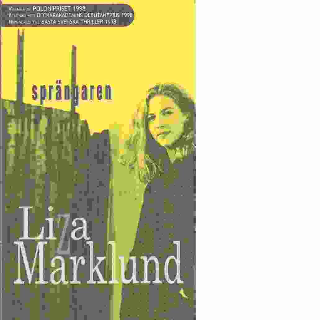 Sprängaren - Marklund, Liza