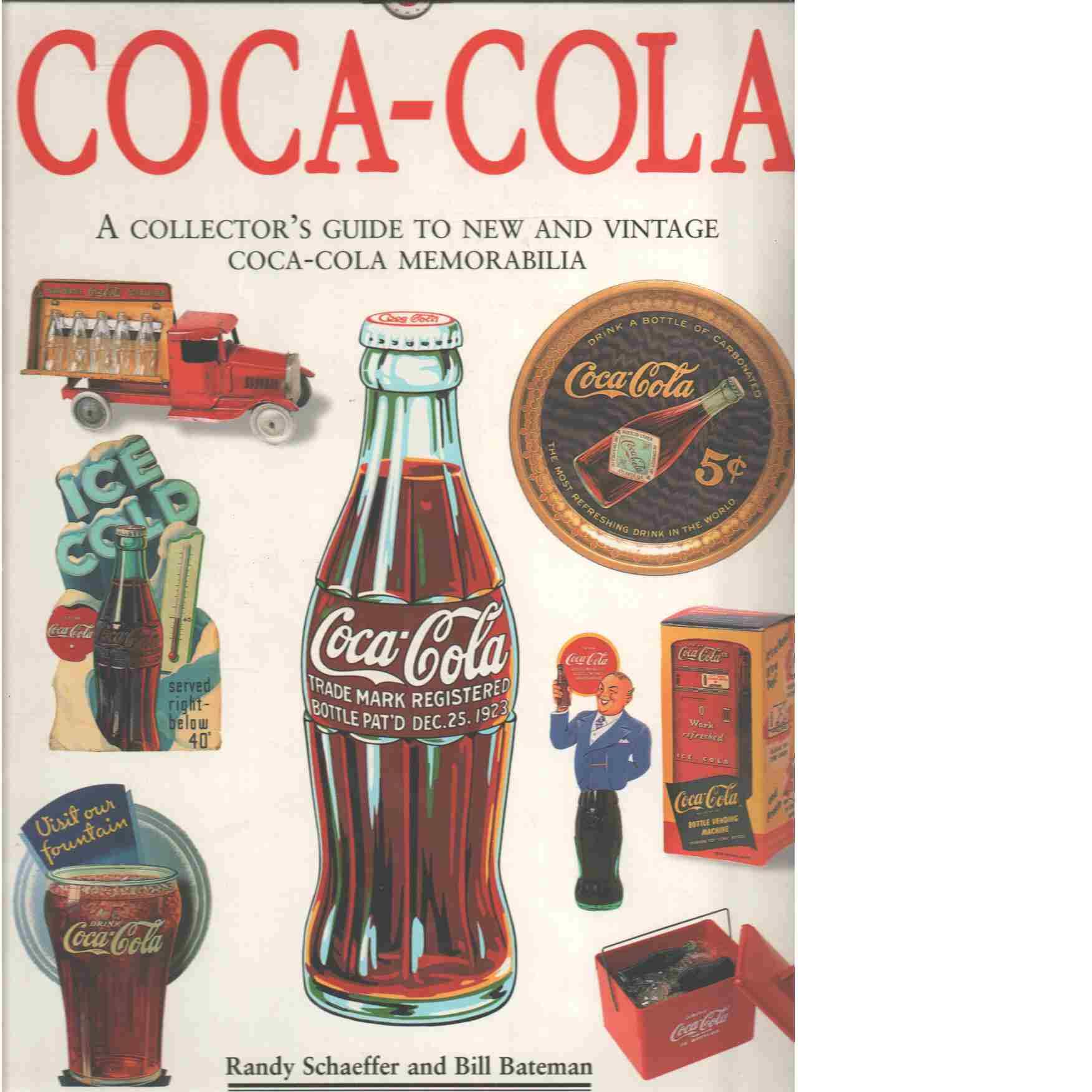Coca-Cola Collectibles - Red.