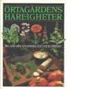 Örtagårdens härligheter : hur man odlar och använder örter och kryddväxter - Stevenson, Violet