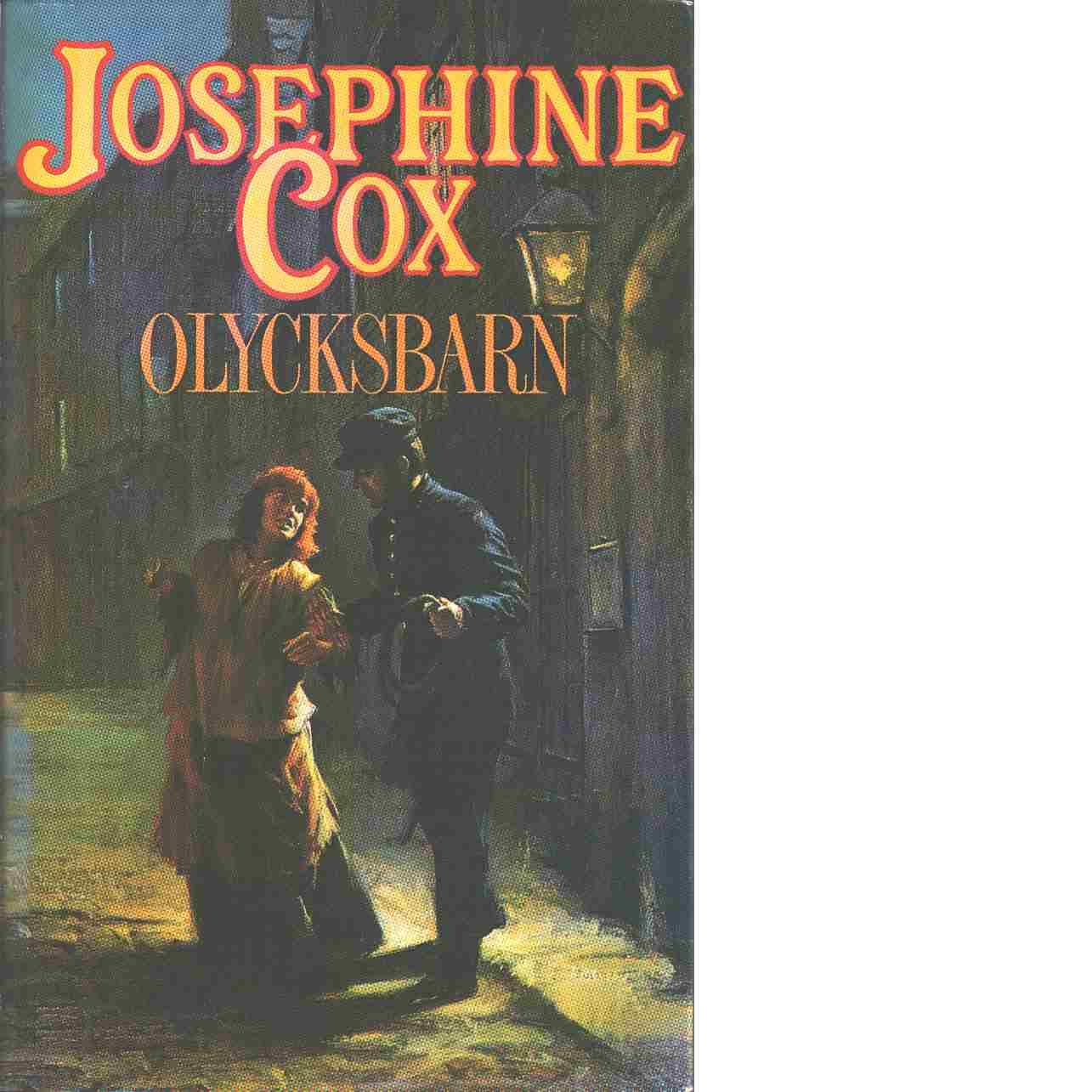 Olycksbarn - Cox, Josephine