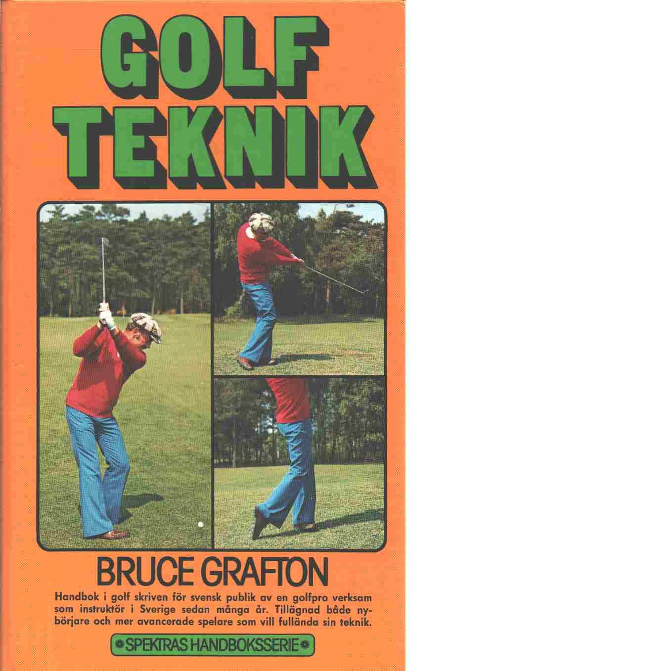 Golfteknik - Grafton, Bruce