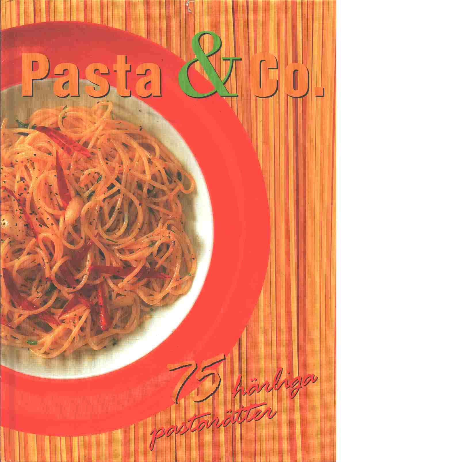 Pasta & Co. - Royen, Marieanne