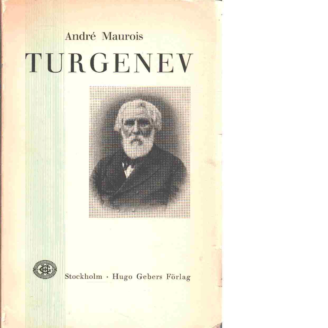 Turgenev -  Maurois, André