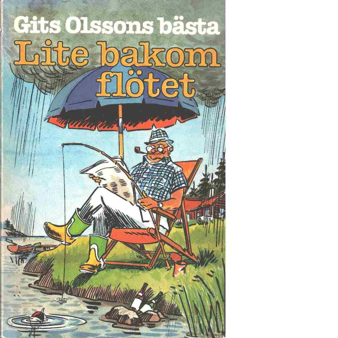 Lite bakom flötet - Olsson, Gits