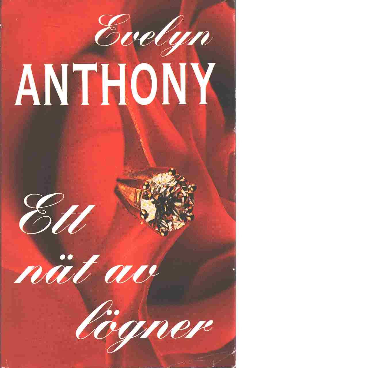 Ett nät av lögner - Anthony, Evelyn