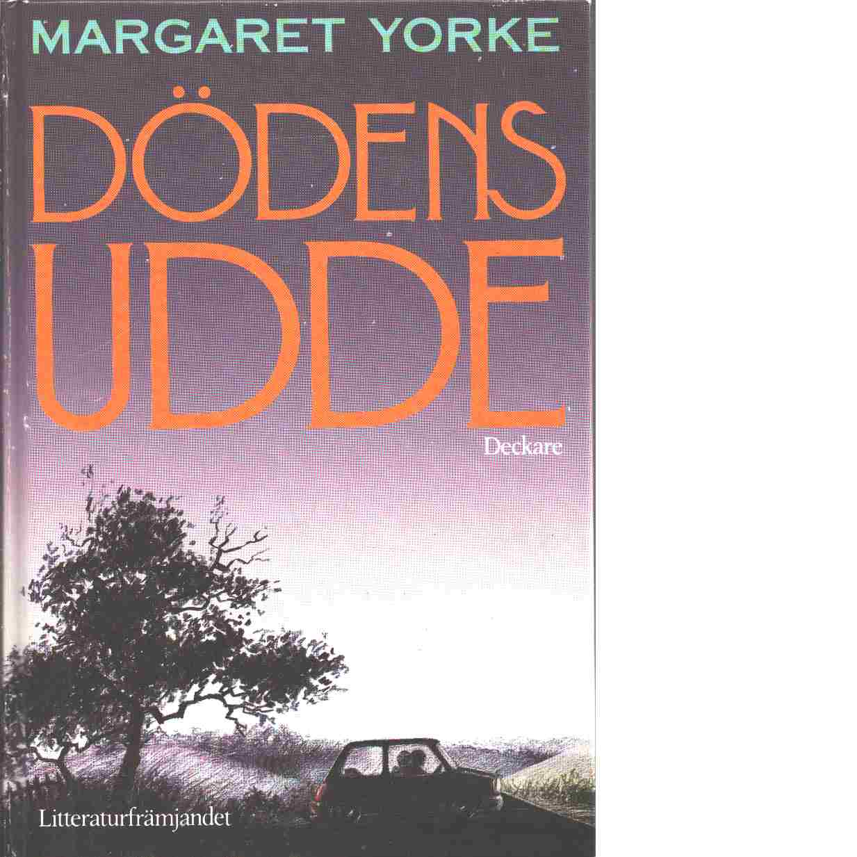 Dödens udde - Yorke, Margaret