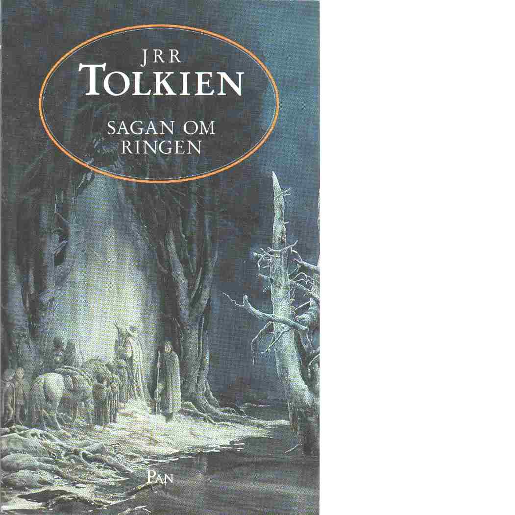 Sagan om ringen - Tolkien, J. R. R.